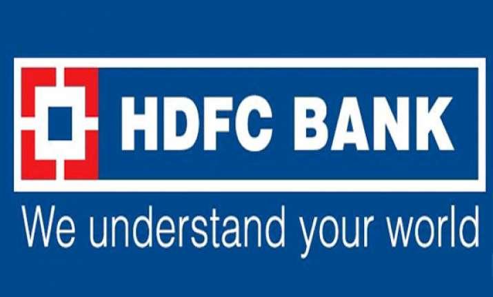 hdfc q4 profit rises by 11 percent