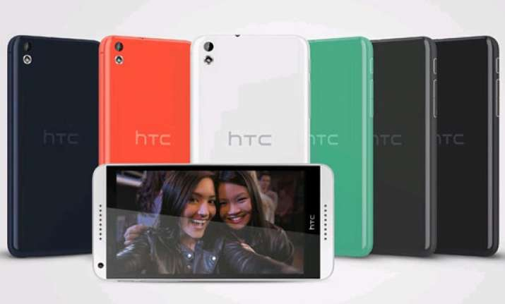 htc desire 210 dual sim and desire 816 smartphones launched