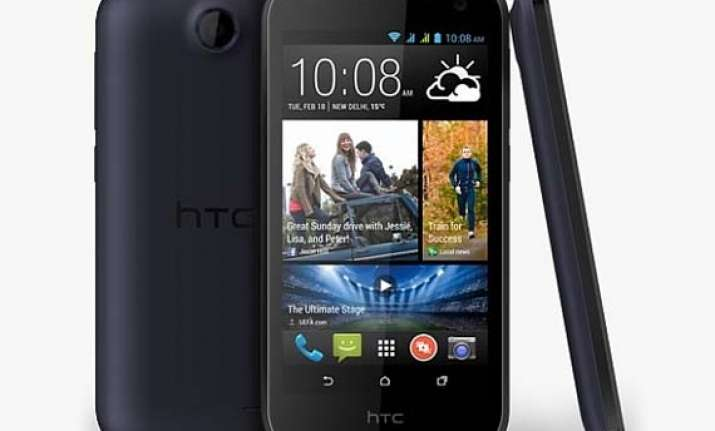 htc desire 310 dual sim listed online at rs 11 350
