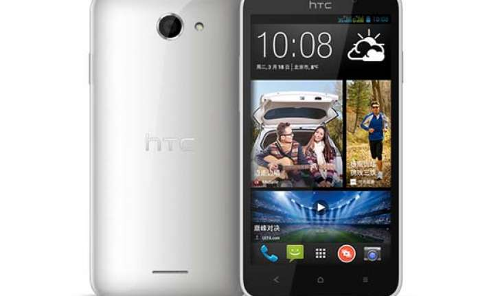 htc desire 316 with quad core processor launched