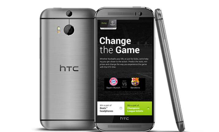 htc one m8 to cost rs 49 900 in india to be launched on may