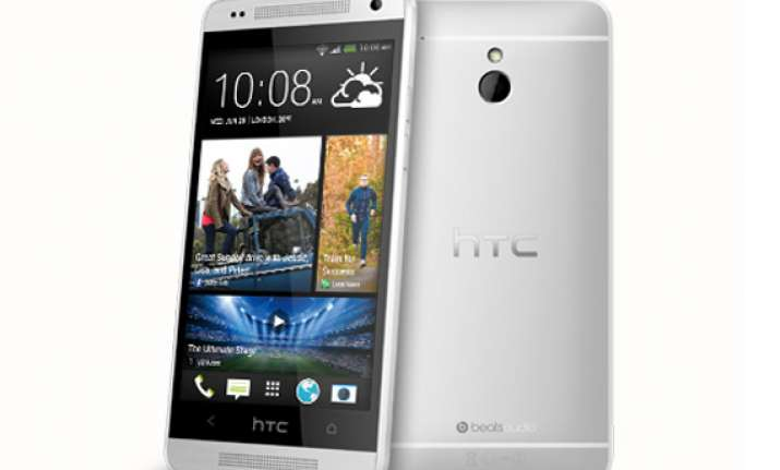 htc one mini launched in india at rs 36 790