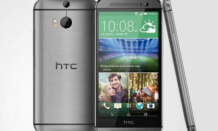 htc launches stunning flagship smartphone the htc one m8
