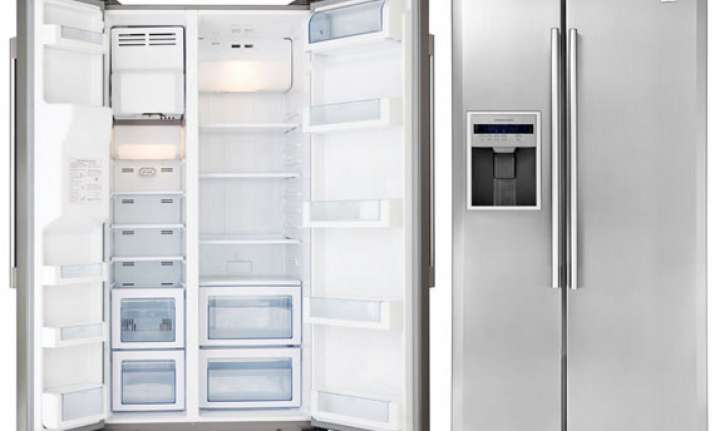 haier launches new side by side refrigerators with home bar