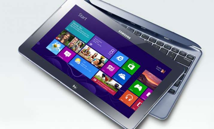 know more about windows 8 based samsung ativ smart pc