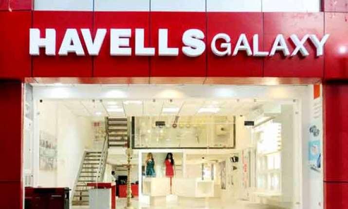 havells q1 profit up 13.32 at rs 107.27 crore