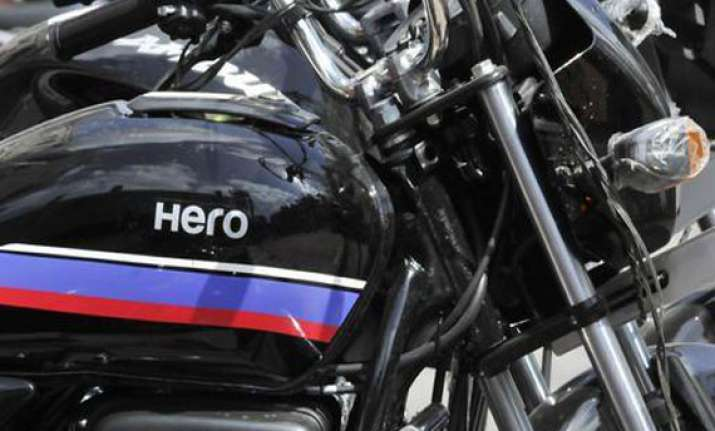 hero forms joint venture in bangladesh to set up 40 mn plant