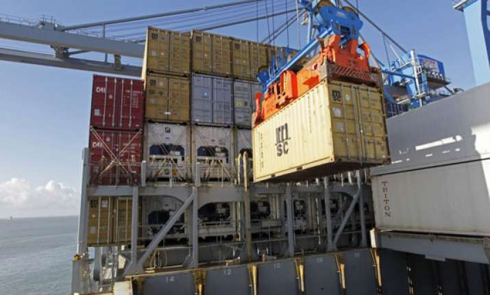 high exports low imports bring down trade deficit in sept