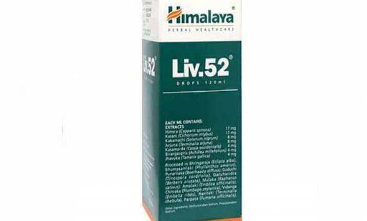 himalaya drug wins trademark battle over liv. 52