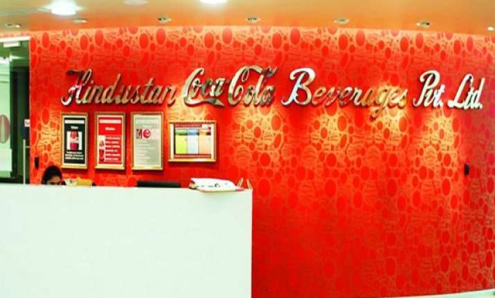 hindustan coca cola beverages expects robust growth this