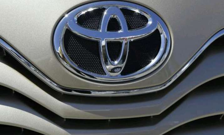 hired people on contract to resume production toyota india