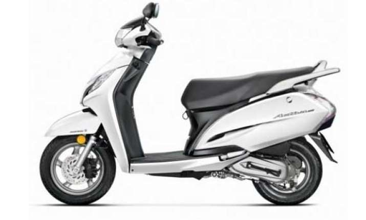 honda activa 125 priced rs 56 531 for standard variant