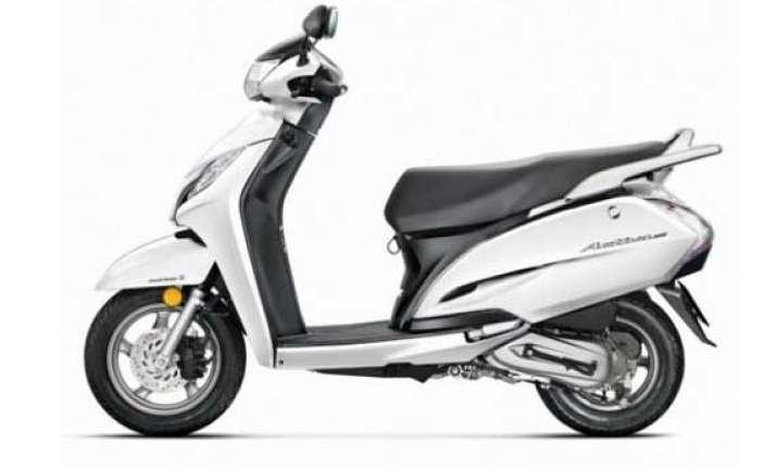 honda activa 125 priced rs 56 531 for standard variant