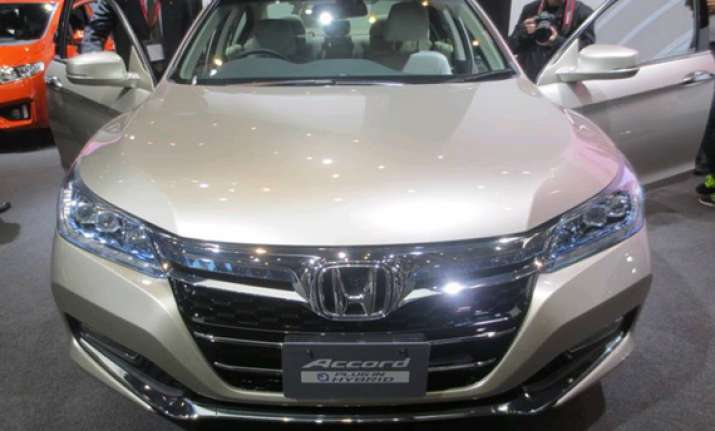 honda india aims at increasing share in global car sales