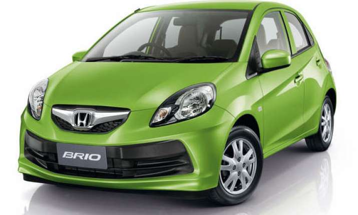 honda india to recall 31 226 units of brio and amaze petrol