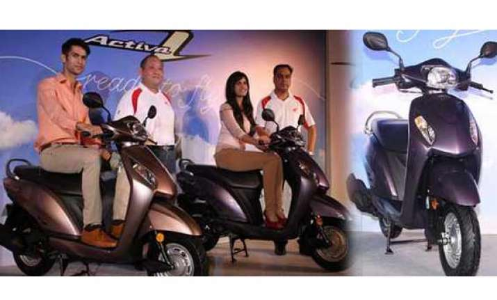 honda motorcycle launches activa i priced at rs 44 200