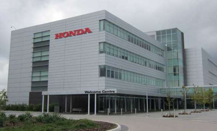 honda aims to sell 45 lakh motorcycles in fy 15