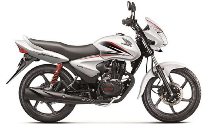 honda launches 2014 version of cb shine 125cc motorcycle