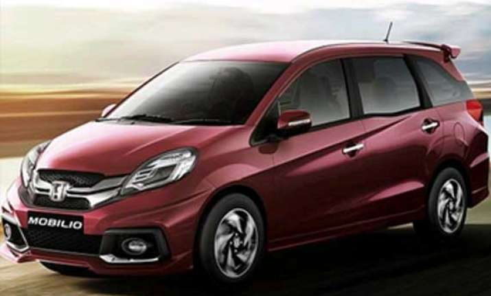 honda launches new grades of mobilio priced up to rs. 11.55