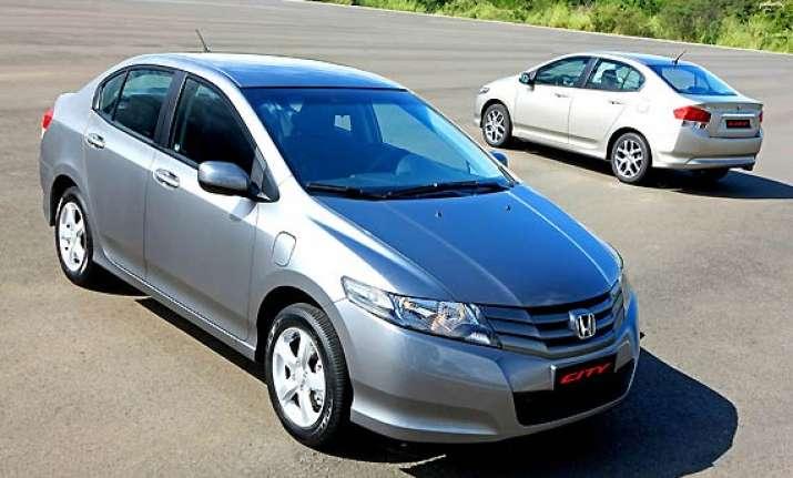 Honda Recalls Over 72 000 City Sedans In India India News India Tv