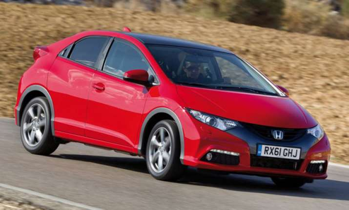 honda all set to launch new 2013 civic
