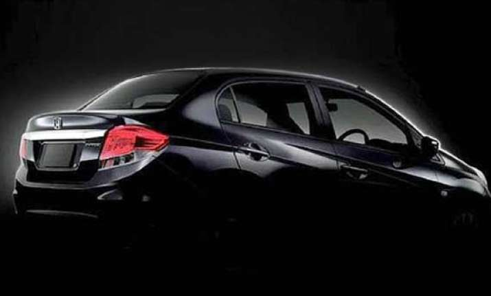 honda s first diesel sedan in india is amaze