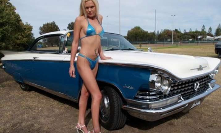 hot girls and classic cars part i