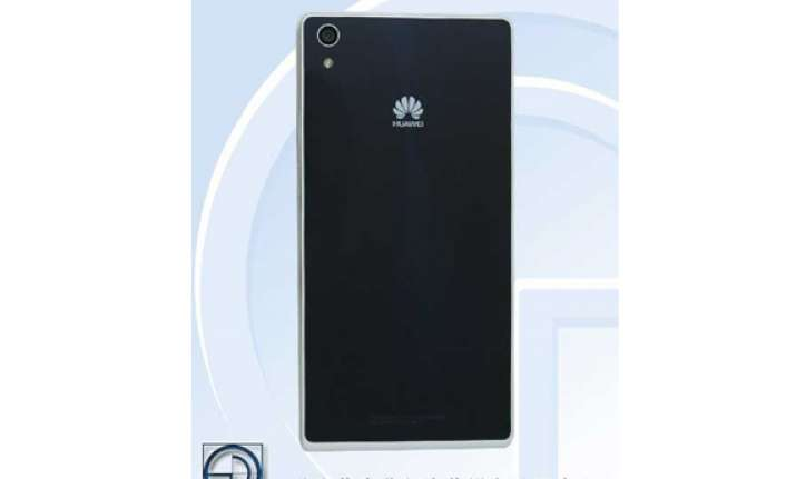 huawei ascend p7 shown off in tenaa certification images
