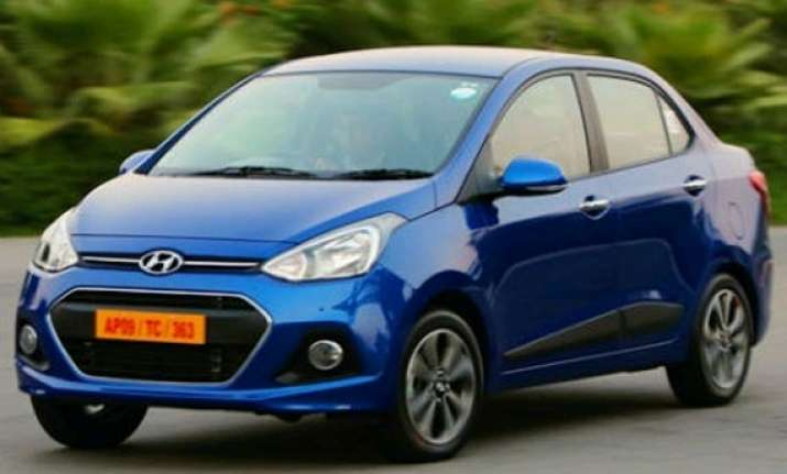 hyundai xcent sees 11 000 bookings within 30 days of launch