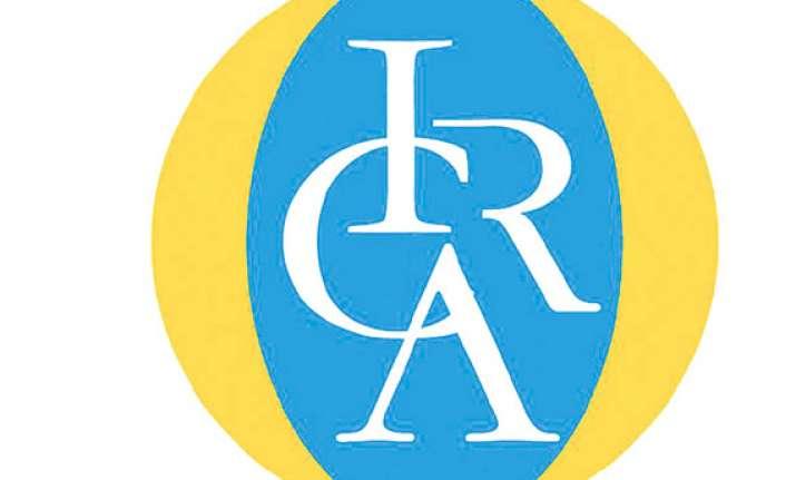 icra hits life time high rallies 17 as moody s hikes stake