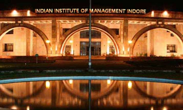 iim indore student offered salary of rs 34 lakh per year