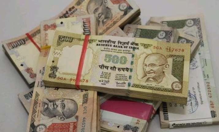 it stocks sink as rupee rises