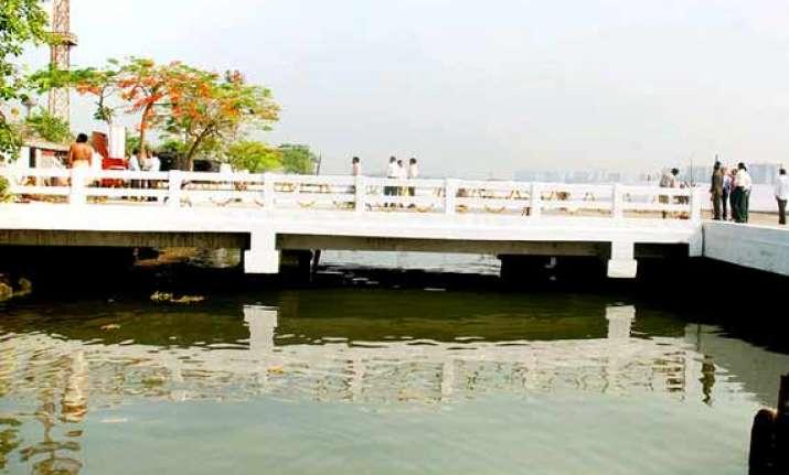 iwai may start work soon on rs 2k cr waterway proj