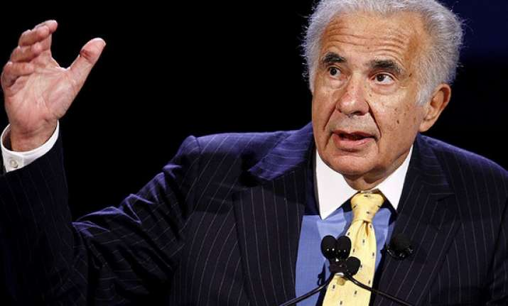 icahn sets sights on apple inc. talks to ceo tim cook