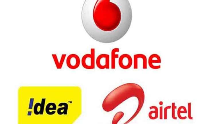idea airtel vodafone start 3g service in punjab
