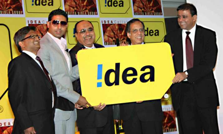 idea cellular gets unified licence for seven circles
