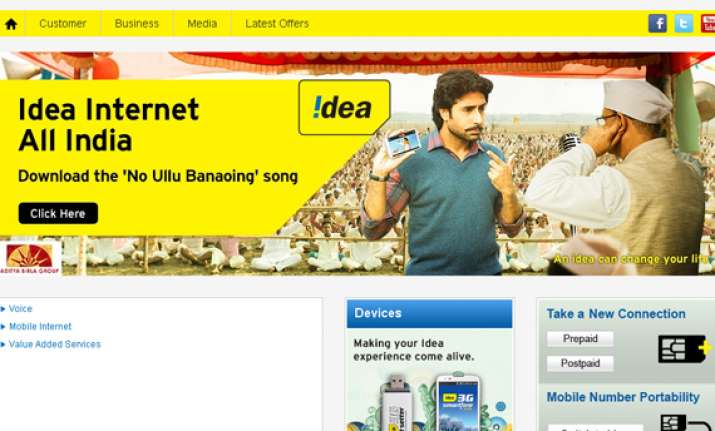 idea adds maximum gsm users in march