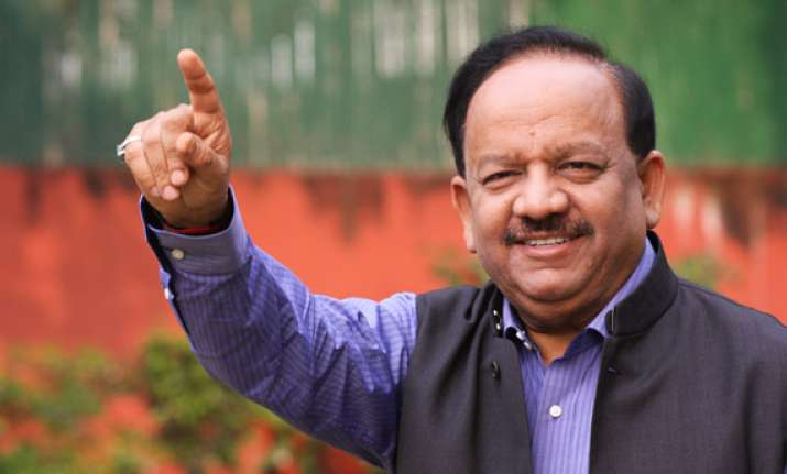 impose at least 50 vat on tobacco products harsh vardhan