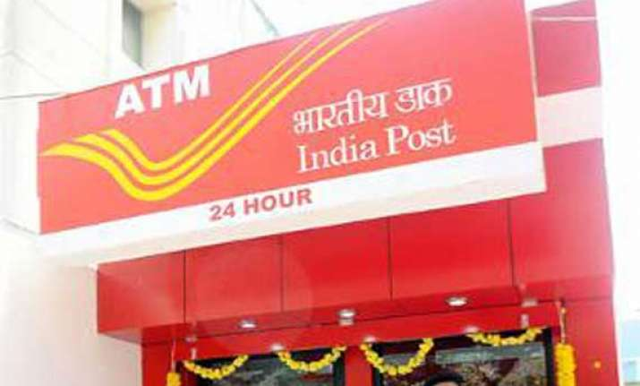 india post opens 2 atms in delhi 2800 more pan india by mar