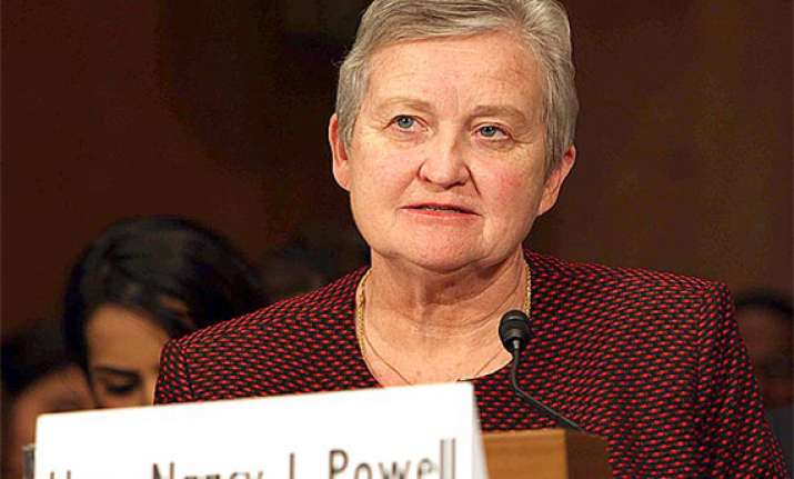 india is 13th largest trading partner of us nancy powell