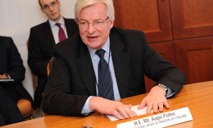 india s investment climate unpredictable finnish ambassador