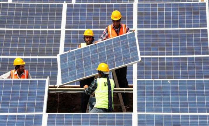 india to double renewable power capacity by 2017