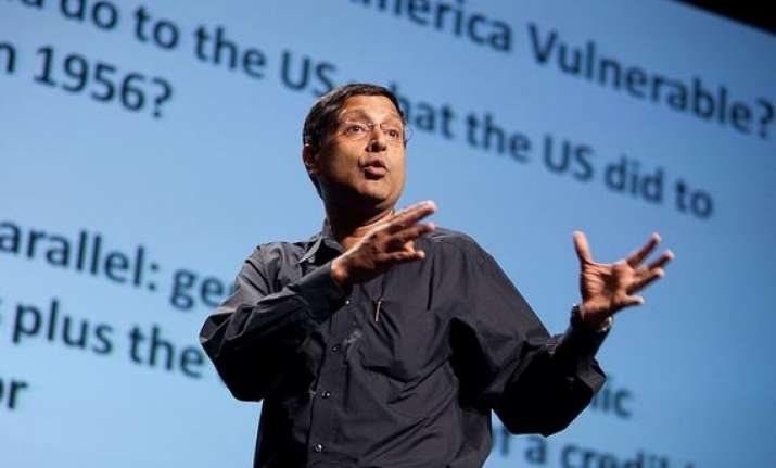 arvind subramanian named chief economic adviser to finance