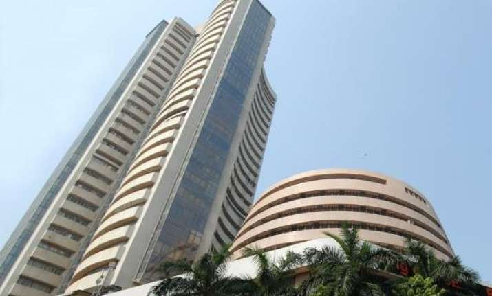 sensex hits new record high of 27 493.59 nifty crosses 8 200