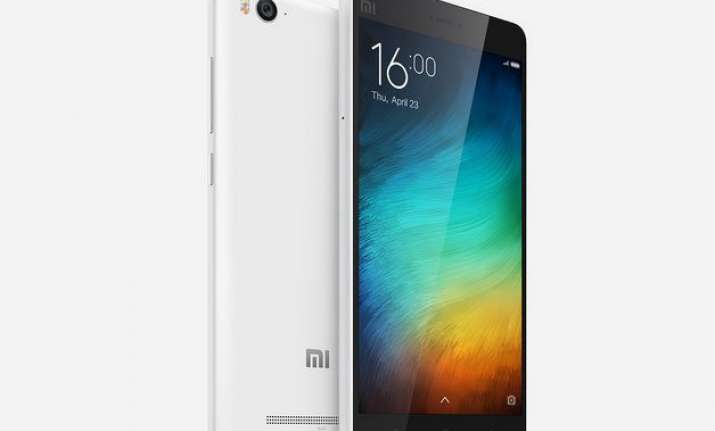 xiaomi mi 4i launched in india at rs 12 999
