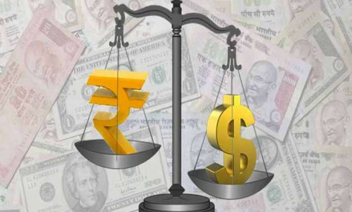 rupee extends gains up 9 paise against dollar