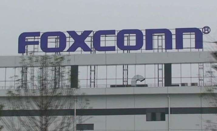 boost for make in india foxconn to invest 5 billion in
