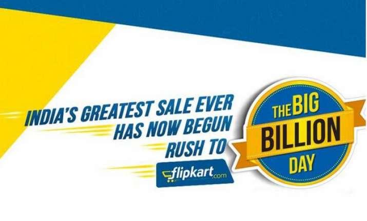 big billion days sale flipkart sells half a million