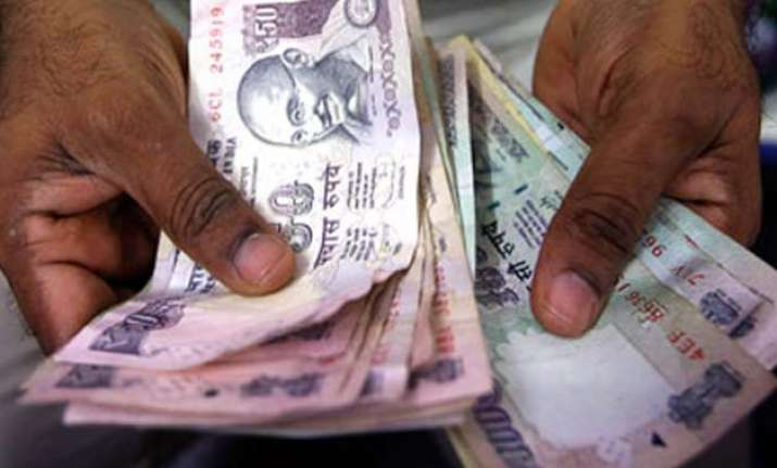govt pulls off 50 pc of annual indirect tax target in 6