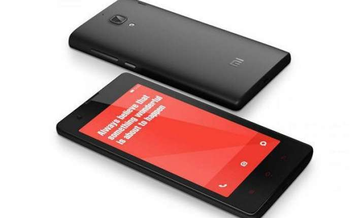xiaomi redmi 1s now available on overcart